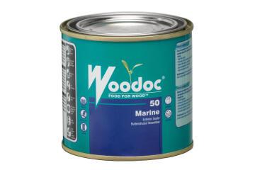 WOODOC 50 EXT MATT CLEAR 500ML