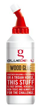 Wood Glue 443 GD 250ml