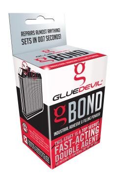 Gbond Kit (Superglue & Filling powders)