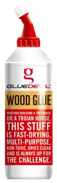 Wood Glue 443 GD 500ml