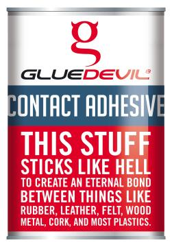 Contact Adhesive GD 5lt