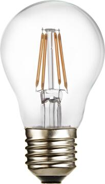LED 4W CLEAR A60 FILAMENT DIMMABLE