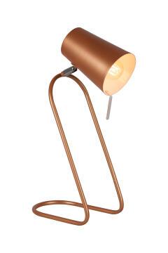 TABLE LAMP METAL T553