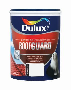 Dulux roofguard brazilian brown 5 liters
