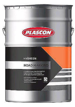 Hysheen roadmarking black 20 liters