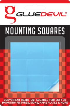 Tape D/S GD BP 24mmx24mm Mounting Sq.