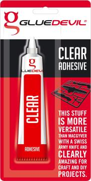 Clear Adhesive GD 25ml