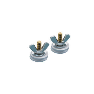 Fixation bolt and nut short.