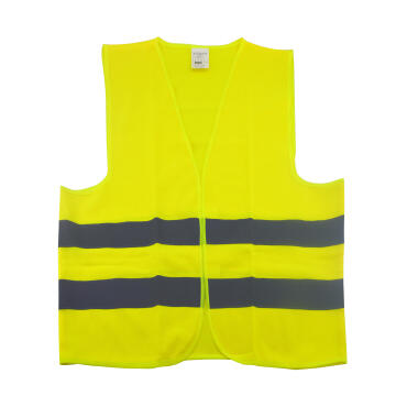 Safety Reflective Vest Dexter Yellow