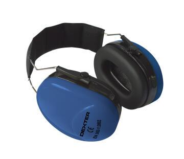 DEXTER - 1 PC UNFOLDABLE EAR MUFFS - BAG