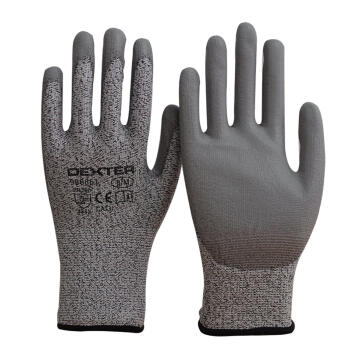 Glove DEXTER HPPE PU Size 8 Medium