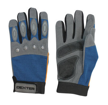 DEXTER SYNTHETIC GLOVE. SIZE 8