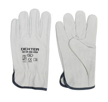 DEXTER 100% FULL COW GRAIN LEATHER GLOVE