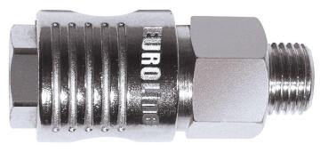Universal 1/2 male connector DEXTER