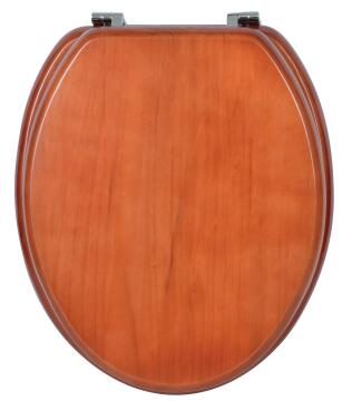 Toilet seat pinewood Sensea Ceriza Natural