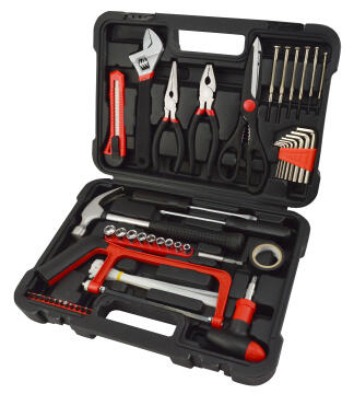 TOOL SET NO NAME 48PC