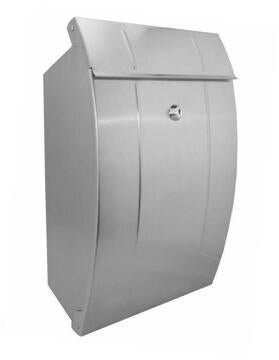 MAILBOX STAINLESS STEEL VARNISH STD