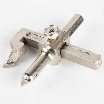 Tile mate adjustable hole drill DEXTER