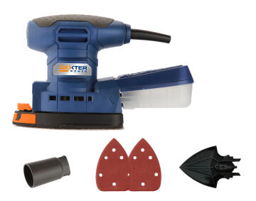 Mouse sander DEXTER POWER 180W