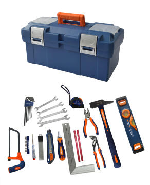 Tool set bi matiere DEXTR 40 pieces
