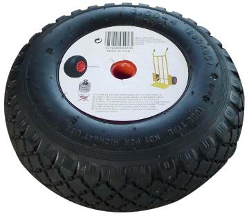 INFLATABLE WHEEL AXIS NO BALL 4PLY 20MM