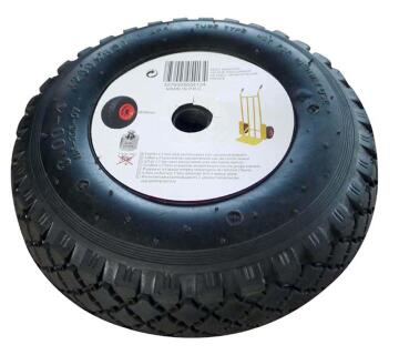 INFLATABLE WHEEL AXIS NDLE BRG 4PLY 20MM