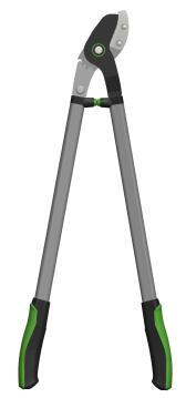 Lopper Gear Geolia Anvil 70Cm
