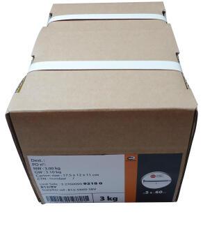 MACHINE SCREW FLAT CSK SLOT 5X60 KG