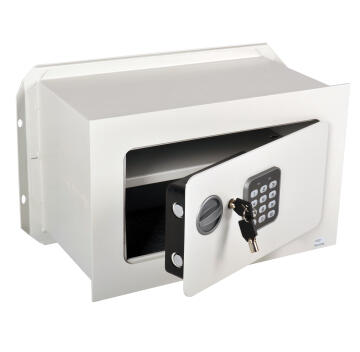 1PR ELECTRONIC SAFETY WALL BOX 10L