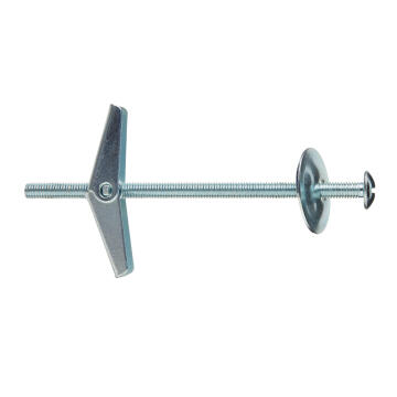 S SPRING TOGGLE ANCHS+PAN MACHINE SCREW