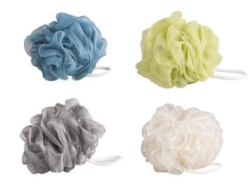 Shower Scrubber Play