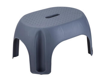 Bathroom Step Plastic SENSEA Steppy grey