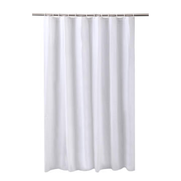 Curtains pvc FUNKY white 180x120cm