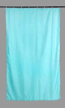 Shower Curtain PEVA SENSEA Sunny blue 120X200CM