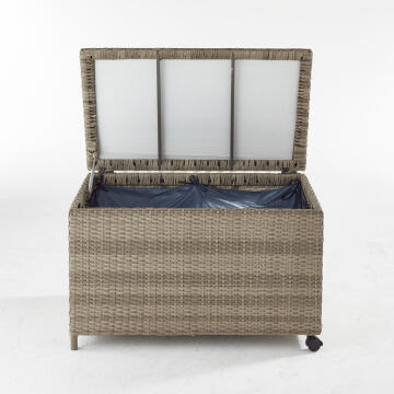 CUSION BOX WICKER NATERIAL L DAVEPORT
