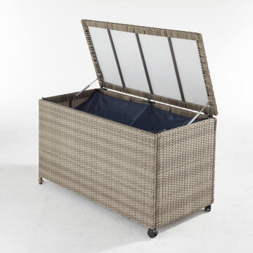 Cusion Box Wicker Naterial L Daveport
