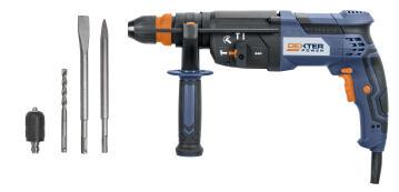 Rotary hammer DEXTER POWER 800W