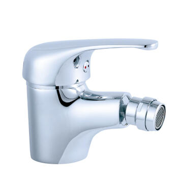 Bidet mixer Natu chrome SENSEA sedal 40mm