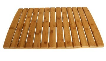 Bambo duck board 40x64x2cm carbon finish
