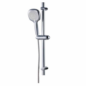 Hand shower rail set 2jets acs chrome SENSEA Eldo